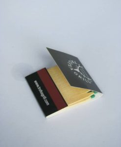 matchbooks, custom printed promotional matches, printed matches, promotional matches, custom matches, match producer, match manufacturer, ashtray box