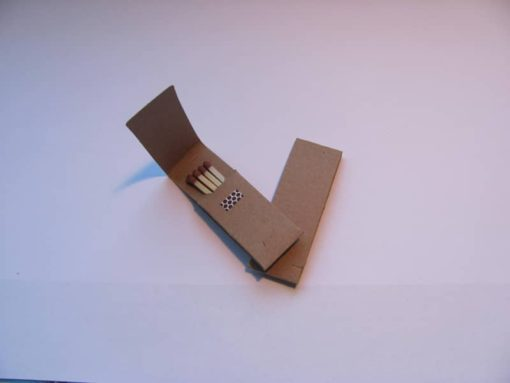 gastro marketing-matches-matchboxes-pickinfo-eco product-PM4