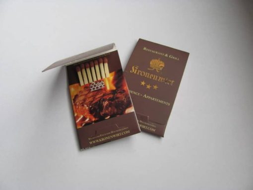 gastro marketing-printed matches-matchboxes-pickinfo-PM7