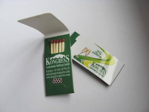 gastro marketing-printed matches-matchboxes-pickinfo-kongress