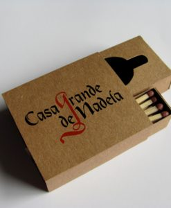 ECOline toothpickholders, matches, customized matches, book matches, personalized matches, custom printed matches, matchboxes, advertising matches
