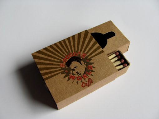 gastro marketing-match-box of matches-pickinfo-eco product-pmhamu
