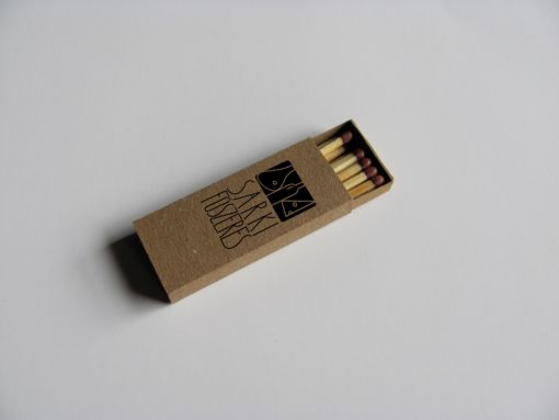 gastro marketing-match-box of matches-pickinfo-eco product-pm15