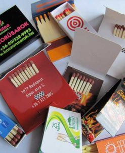 Customized Matches